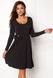 Chiara Forthi Kasia bow midi dress