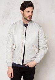 D.Brand Golden Zip Bomber Jacket