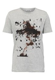 ONLY & SONS Norden Frontprint Tee