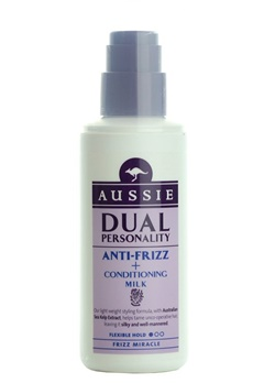 Aussie Aussie Frizz Miracle Dual Personality Conditioning Milk (150ml)  Bubbleroom.se