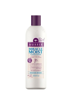 Aussie Aussie Miracle Moist Conditioner (400ml)  Bubbleroom.se