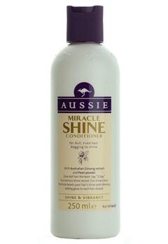Aussie Aussie Miracle Shine Conditioner (250ml)  Bubbleroom.se