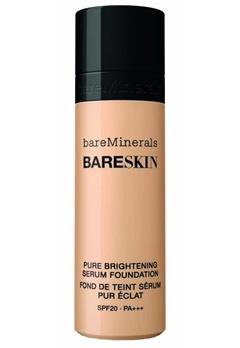 bareMinerals bareMinerals BARESKIN Pure Brightening Serum Foundation SPF 20 - Bare Shell 02  Bubbleroom.se