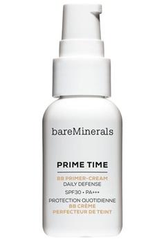bareMinerals bareMinerals Prime Time Bb Primer Cream SPF 30 Light  Bubbleroom.se