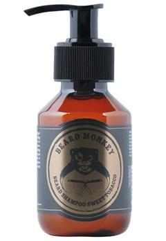 Beard Monkey Beard Monkey Beard Shampoo Licorice (100ml)  Bubbleroom.se