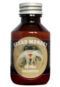 Beard Monkey Beard Monkey Skäggschampo Sweet Tabacco (100ml)  Bubbleroom.se