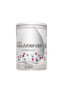 Beautyblender Beauty Blender Original White + Mini Solid Cleanser  Bubbleroom.se