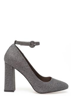 Bebo Høyhælede sko, Ellen Silverglitter Bubbleroom.no