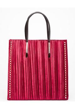 Bellissima Bags Shopper, Justina Vinröd Bubbleroom.se