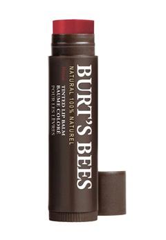 Burts Bees Burt's Bees Tinted Lip Balm Rose  Bubbleroom.no