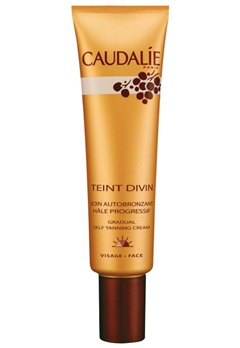 Caudalie Caudalie Teint Divin Self Tanner For Face  Bubbleroom.se