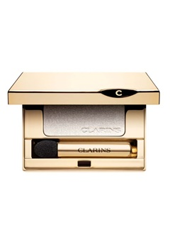 Clarins Clarins Ombre Mineral Eye Shadow - 01 White Sparkle  Bubbleroom.se