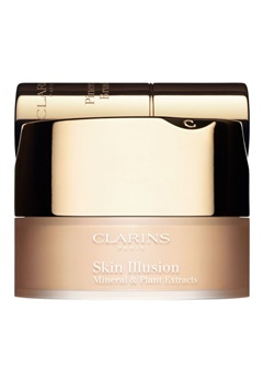 Clarins Clarins Skin Illusion Mineral Powder Foundation - 105 Nude  Bubbleroom.se