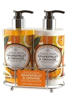 Durance Durance Tropical Fruits Caddy Set Grapefruit And Orange  Bubbleroom.se