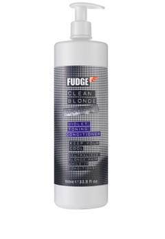 Fudge Fudge Clean Blonde Conditioner (1000ml)  Bubbleroom.se