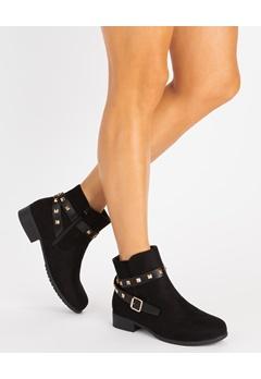 Glossy Boots, Bibbi Svart Bubbleroom.se