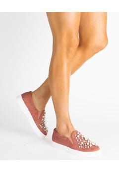 Glossy Sneakers, Sandra Rosa Bubbleroom.se