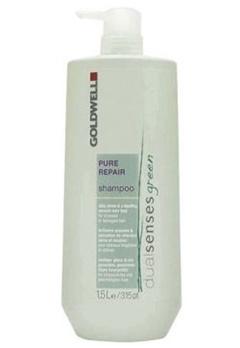 Goldwell Goldwell Dualsenses Green Pure Repair Shampoo 1500 ml  Bubbleroom.fi