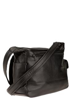 Have2have Shoulder Bag, Cross Black Bubbleroom.eu