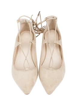 Have2have Ballerinaskor, Side Beige Bubbleroom.se