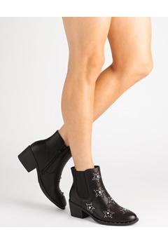 Have2have Boots, Judith Svart Bubbleroom.se