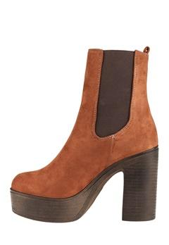 Have2have Boots med platåsåle, Trina1 Rödbrun Bubbleroom.no