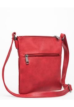 Have2have Crossbody Bag, Pendleton Röd Bubbleroom.se