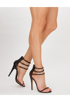 Have2have Heeled Sandals, Rosie Black Bubbleroom.eu