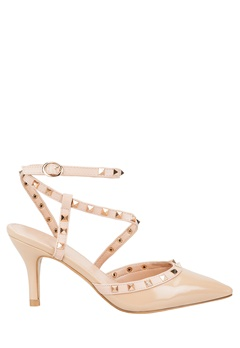 Have2have Party shoes, Vanessa Beige Bubbleroom.eu