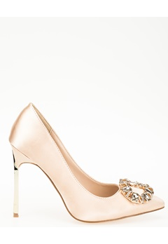 Have2have Heeled shoes, Zille Champagne Bubbleroom.eu