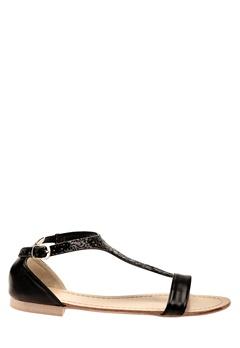 Have2have Glittrande sandaler, Enna Svart Bubbleroom.se