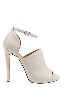Have2have Högklackade skor, Rita11 Grå Bubbleroom.se
