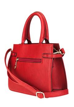 Have2have Käsilaukku, Bonnie Punainen Bubbleroom.fi