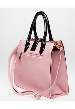 Have2have Handväska, Keyster Rosa, svart Bubbleroom.se