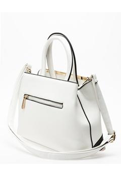 Have2have Handväska, Limerey Vit, beige, svart Bubbleroom.se