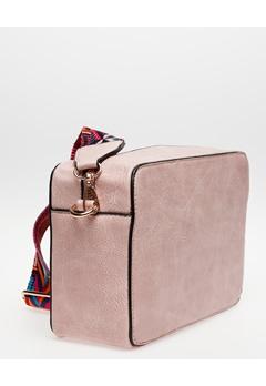 Have2have Handväska, Pealsnstud Dimrosa Bubbleroom.se