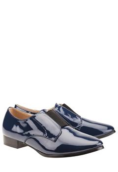 Have2have Lågklackade skor, Cleo Blå Bubbleroom.se
