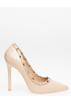 Have2have Pumps, Janice Beige Bubbleroom.no