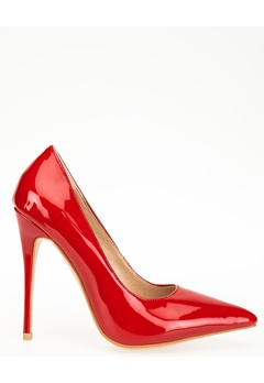 Have2have Heeled Shoes, Koo Red patent Bubbleroom.eu