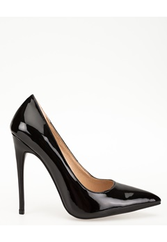 Have2have Heeled Shoes, Koo Black patent Bubbleroom.eu