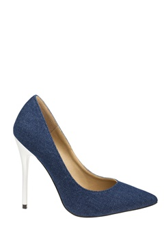 Have2have Pumps med stilettklackar, Koko Denim Bubbleroom.se
