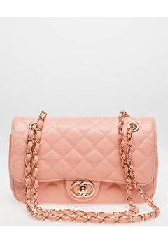 Have2have Quiltad väska, Grynet Rosa Bubbleroom.se