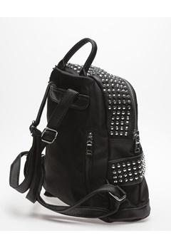 Have2have Backpack, Xita Black Bubbleroom.eu