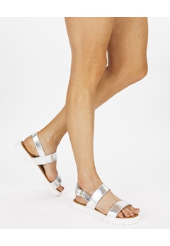 Have2have Sandals, Laura Silver Bubbleroom.eu