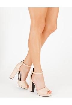 Have2have Sandaletter, Lila Beige Bubbleroom.se