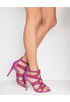 Have2have Heeled Sandals, Simona Pink Bubbleroom.eu