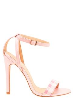 Have2have Gingham sandaletter, Starling5 Rosa, vit Bubbleroom.se