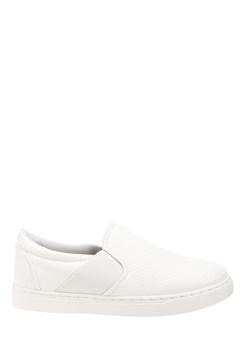 Have2have Slip On Sneakers, Fio Hvit Bubbleroom.no