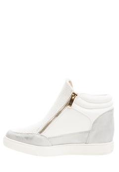 Have2have Sneakers, Kicki Vit, silver Bubbleroom.se