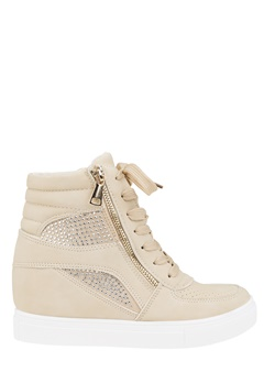 Have2have Sneakers med kilehæl, Terese Beige Bubbleroom.no